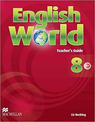 Pdf Dvd English World Level 8 Teacher S Guide Teacher Guides