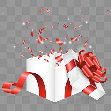 Open Christmas Presents 2021 Christmas Present Opened With Red Confetti Christmas Present Open Christmas Gifts Png Transparent Clipart Image And Psd File For Free Download In 2021 Red Christmas Background Christmas Presents Merry Christmas Gifts