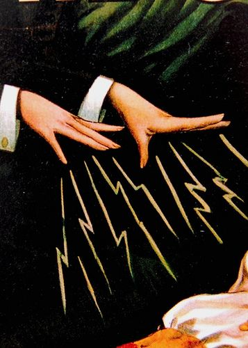 Hands shooting sparks – detail of an illustration in Magic, edited by Noel Daniel – This image has get. Illustrations, Illustration Art, Sisters Presents, The Wicked The Divine, Yennefer Of Vengerberg, Non Plus Ultra, Magic Hands, Magic Fingers, Photocollage