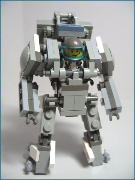 Hardsuit Instructions Lego Lego Mecha And Legos