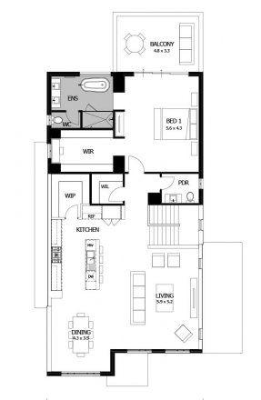 Double Story House Plans Upside Down House Designs Reverse Living House Plans Seabreeze Moj Double Story House House Designs Exterior House Floor Plans