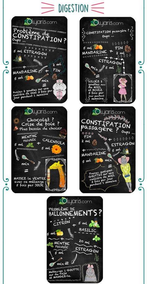 recette anti-douleurs - digestion