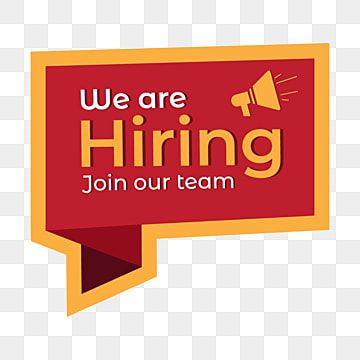 We Are Hiring Png Design Background We Are Hiring Png Images We Are Hiring Vector Were Hiring Png Png And Vector With Transparent Background For Free Downloa We Are Hiring Psd