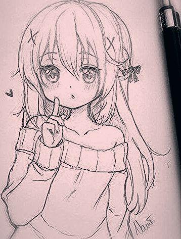 Drawing Anime Manga Beautiful Animegirl Schoolgirl Japan Japanese Asian Black Nice Meme In 2020 Anime Drawings Anime Romantic Anime