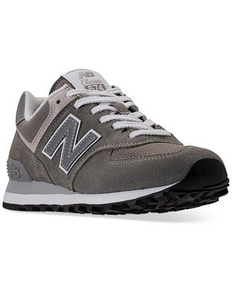 Subir y bajar Él Anterior  New Balance Women's 574 Casual Sneakers from Finish Line & Reviews - Finish  Line Athletic Sneakers - Shoes - Macy's in 2020 | New balance, Casual  sneakers, New balance women
