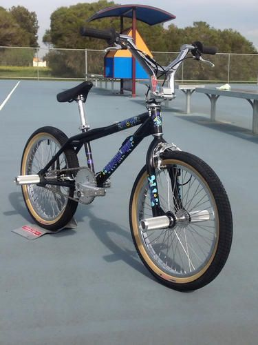 Hoffman Bikes Love Handles Handlebar Decal BMX Handle bar BMX Mid School