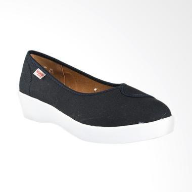 Wakai Wak Plushw0187 Basic Sepatu Wanita Navy Sepatu Wanita Sepatu Wanita