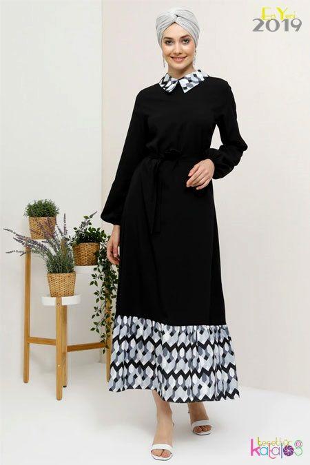 Yaz Tesettur Elbiseleri Sik Ve Rahat Kapali Kiyafetler Tesettur Giyim Modelleri Tesettur Katalog Islami Giyim Moda Stilleri Elbise
