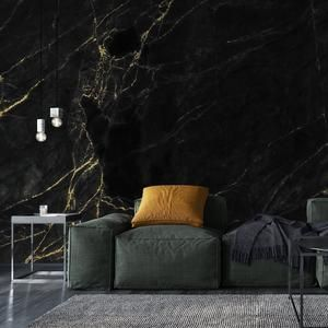 Marble Texture Gray Golden Look Abstract Design Wallpaper Self Adhesive Peel And Stick Wall Sticker Wall Decoration Scandinavian Removable In 2021 Blue Marble Wallpaper Removable Wallpaper How To Install Wallpaper