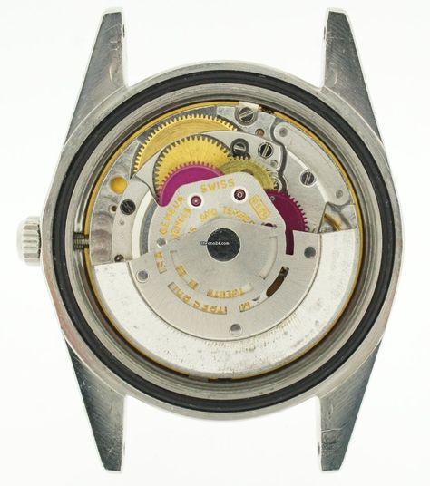 Rolex Vintage MILGAUSS Silver Dial Ref. 1019, excellent , 1968   $21,000