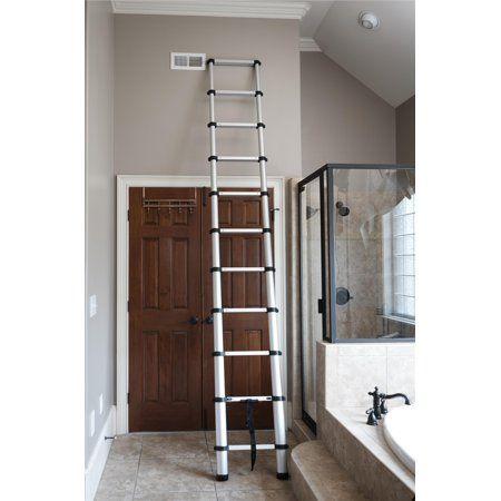 Home Improvement With Images Aluminum Extension Aluminium Ladder Cosco