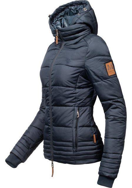 Winterjacke »Sole« modisch taillierte Damen Steppjacke für
