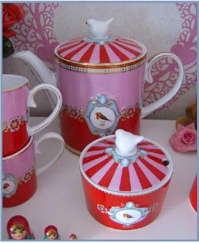pip studio servies - girlscene | china cupboard - pip studio, tea