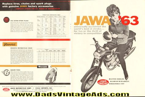Jawa 63 Universally Acclaimed The World S Best 2 Stroke For