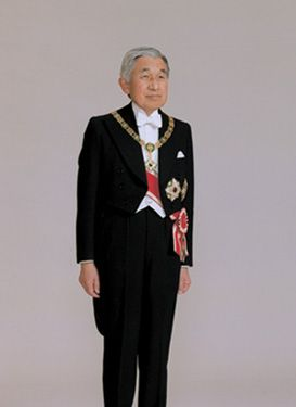 Emperor Akihito 198901 - 明仁 - Wikipedia | 明仁, 皇族, 華族