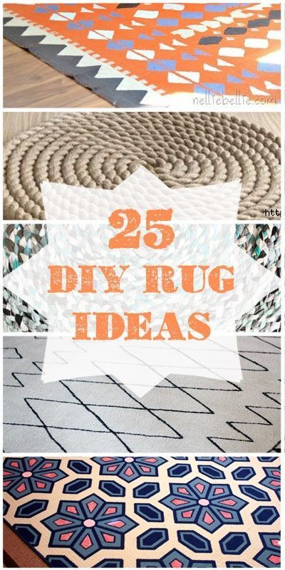 19 Brilliant And Easy Diy Rug Ideas On A Budget Painted Rug Diy Carpet Diy Flooring