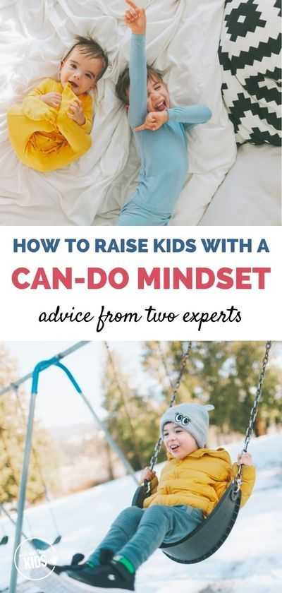 How to Raise Entrepreneurial Kids with a Can-Do Mindset