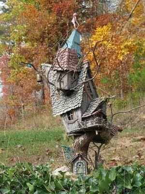 Fairy House tutorial