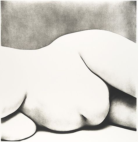 Nude No. 151  Irving Penn (American, Plainfield, New Jersey 1917–2009 New York City)