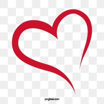 Red Heart Outline Heart Red Heart Shape Png Transparent Clipart Image And Psd File For Free Download Heart Outline Pink Heart Background Heart Outline Png