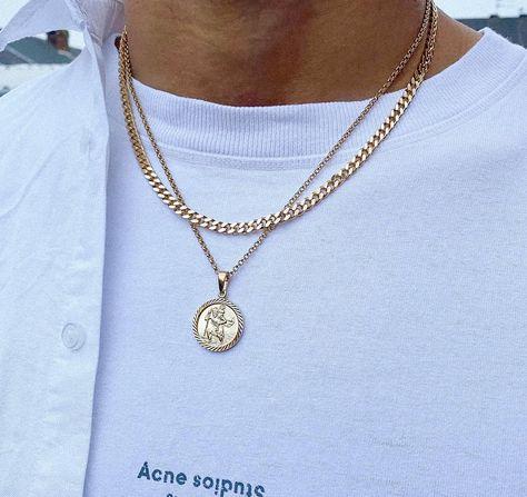 Gold Necklace For Men, Mens Gold Bracelets, Mens Chain Necklace, Mens Pendant Necklace, Necklaces For Men, Jewelry For Men, Mens Gold Jewelry, Silver Jewellery, Handmade Jewelry
