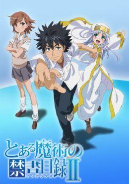 Toaru Majutsu No Index Ii Animeflv A Certain Magical Index Anime Online Anime