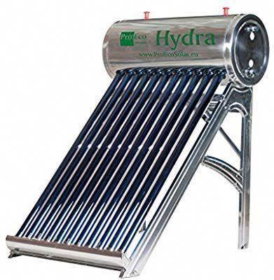 Solar druckloser Boiler//Solar Water Heater PROECO HYDRA L-100