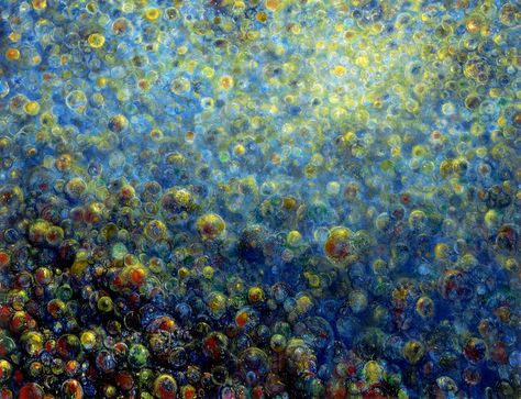 Multiverse by De Es Schwertberger - Multiverse Painting ...
