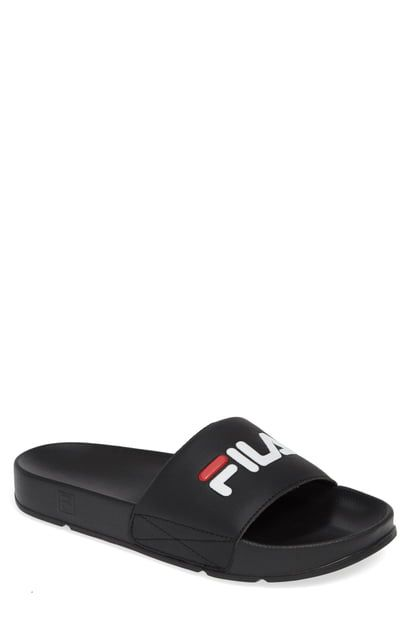 Fila Men's Drifter Slide Sandals From