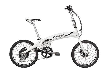 Bici Elettrica Pieghevole E Motion Volt Sport 350watt