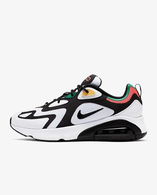 eBay Sponsored) Nike Air Max 200 Rasta 2000 World Stage