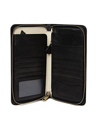 477376ad0be0 VMA Travel Wallet Passport Holder – Passport Cover – Genuine Leather ...