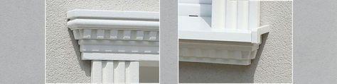 Partnerlook Fur Fenstersturz Und Fensterbrustung Fassadenverzierung Fensterbank Aussenstuck Styroporstuck Fensterbrustung Fenstersturz Brustung