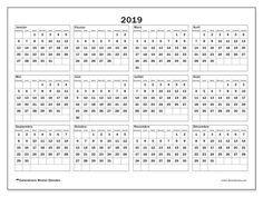 Impression Calendrier 2019.Calendrier 2019 34ds Calendrier 2018 Calendrier A
