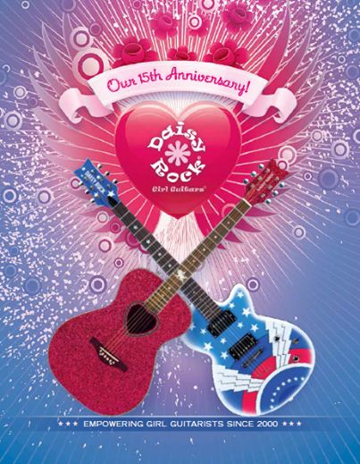 happy anniversary guitar