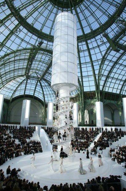 Fashion Runway Design Stage Chanel Spring 33+ Ideas