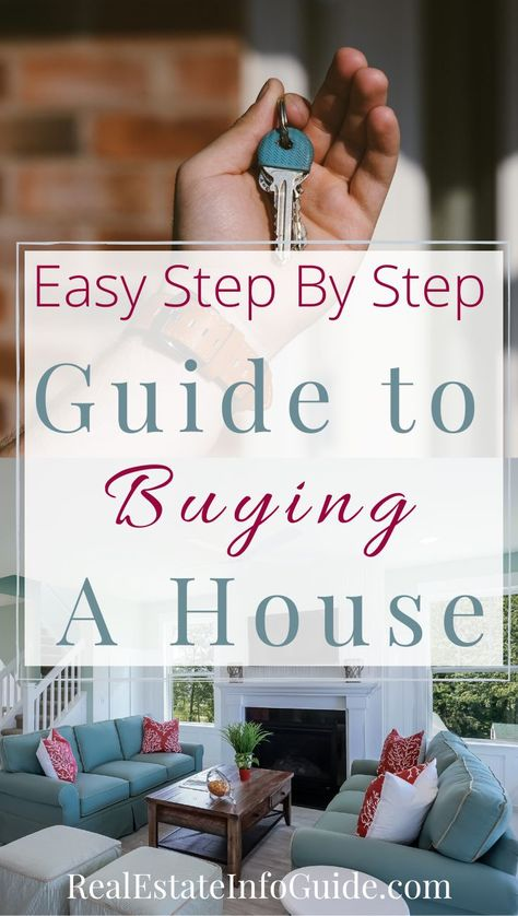 Step By Step Guide to Buying a House | HomeBuying Tips | Homebuyer Tips | First-Time Homebuyer