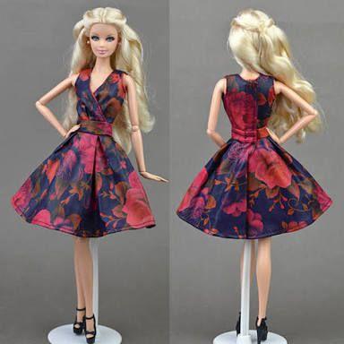 Resultado De Imagem Para Vestidos Para Barbie En 2019