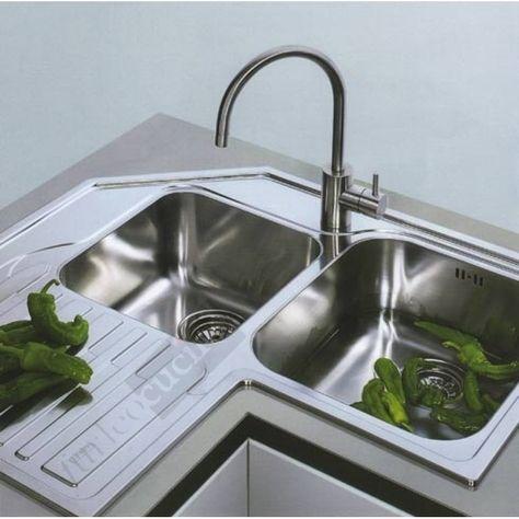 Best Lavabo Cucina Ad Angolo Photos - Home Interior Ideas ...