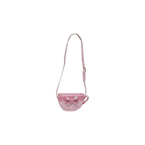 angelic pretty lyrical bunny going out shoulder bag