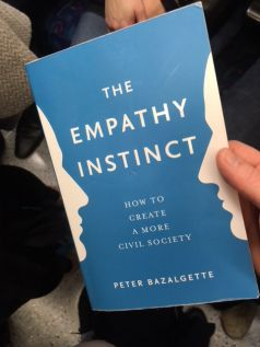 The Empathy Instinct How To Create A More Civil Society Hardcover By Peter Bazalgette Books Magazines Books Book Cover