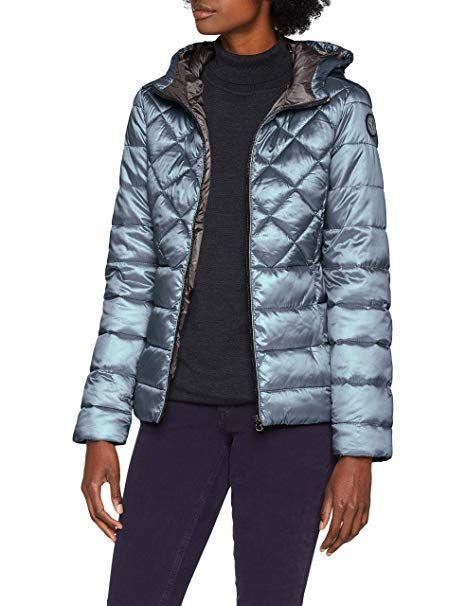 S Oliver Damen Jacke 05 808 51 3239 Blau Opal Blue 5242 34 Winter Outfits Frauen Schnee Mode Wintermode Kalt Kaufen Gesch Jacken Winterjacken Winterkleid