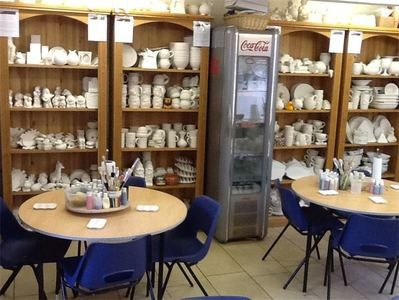 paint your own pottery studio | Needham Market Post Office Paint Your Own…