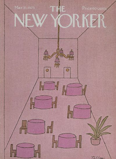 The New Yorker March 31, 1975 Issue
