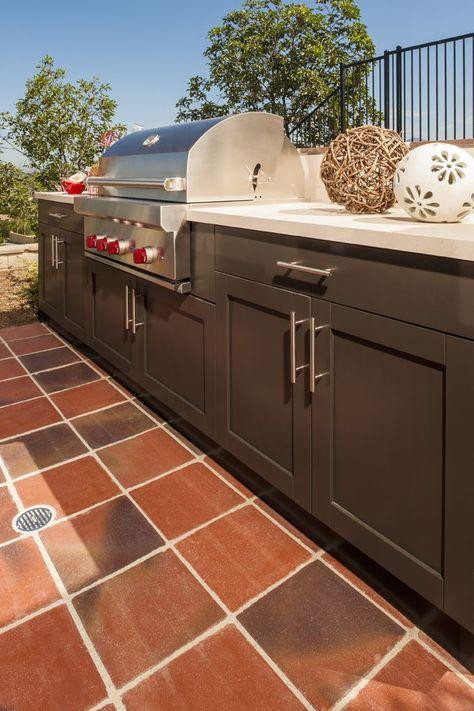 The Danver Key West Door Style Powder Coated In Bronze Matte