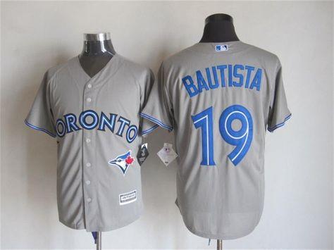 new products e0920 3eb01 Clothing Jose Bautista Toronto Blue Jays Cool Base Replica ...