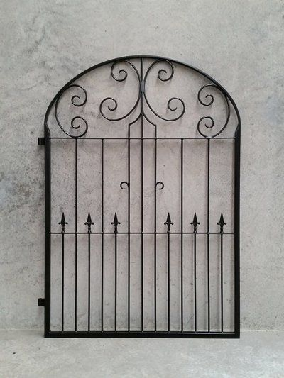 Custom Metal Wrought Iron Gates And Fencing Adam Styles
