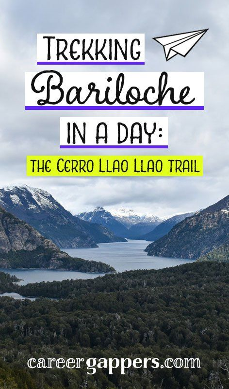 Cerro Llao Llao Trail A Bariloche Day Hike Updated 2019 Travel