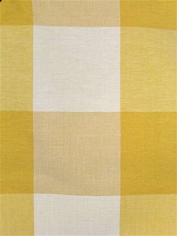 4 Check White Yellow Yellow Buffalo Check Fabric By The Yard Buffalo Check Fabric Check Fabric Fabric