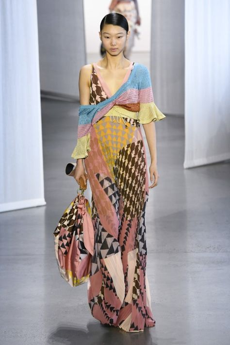Self-Portrait Spring Summer 2019 Ready-to-Wear Collection – New York